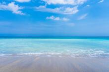 Atlantic Ocean Beach At Melbourne Beach, FL