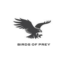 Bird Of Prey Logo