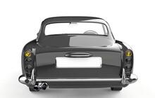 Non Branded Vintage Car Rear View