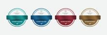 Badge Luxury Certificates Modern Logo Company. Vector Illustration Certified Logo Design.