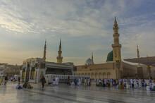 The Great Masjid Al Nabawi