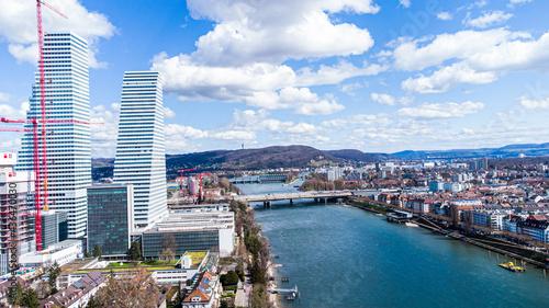Obraz na plátně Basel Roche