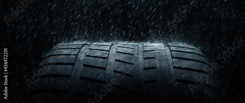 Fényképezés Regenreifen - Autoreifen - Jahresreifen - Profil
