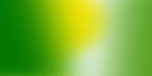 鮮やかなグリーンのグラデェーションテクスチャ・パノラマサイズ