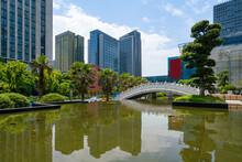 Office Building Of Financial Center, Binjiang District, Hangzhou, China