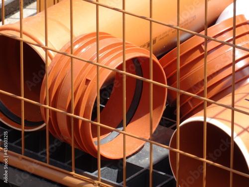 Cuadros en Lienzo PVC-Rohre