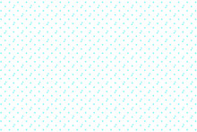 ドットと音符マークのパターン背景素材