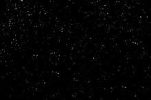 Starry Night Sky Background.  Galaxy Space Background.