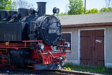 Dampfeisenbahn Fichtelberg