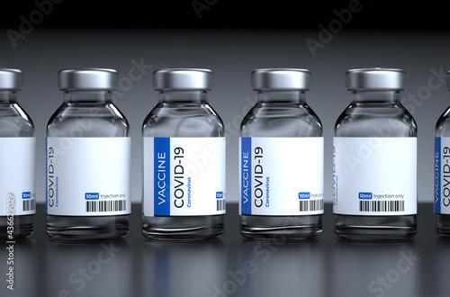 Foto COVID-19 vaccination Concept