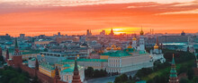 Wonderful Sunrise And Sunset In The Northern Capital Of Russia