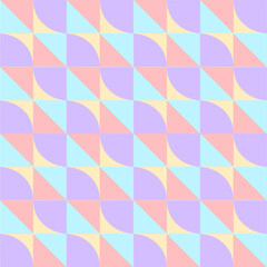Pastelowy wzór