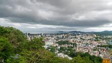 Phuket Old Town Before Rain