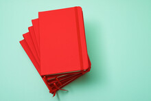 Red Notebook View