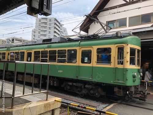Fotografie, Obraz train in the station