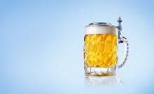 Bierkrug Mit Deckel