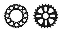 Bike Sprocket Vector Collection