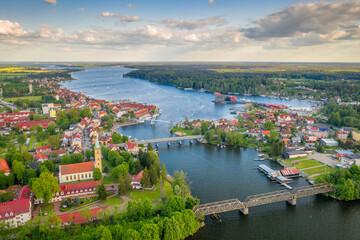 Mikołajki, Mazury, Polska
