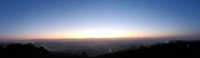 Sunrise In San Diego From Mt Solidad