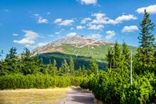 Snezka, Or Sniezka - The Highest Mountain Of Czech Republic, Giant Mountains - Krkonose National Park, Czech Republic And Poland.