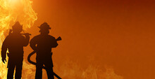 May 4 Is International Day Of The Firefighter.