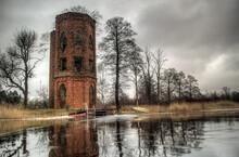 Remte Village Manor Park Swimming Tower.