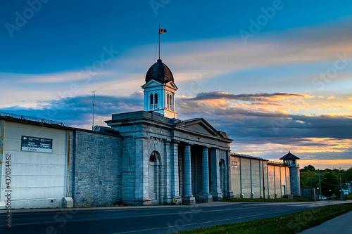 Fotografia Kingston penitentiary