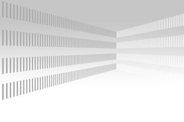 Trójwymiarowe paski, tekstura, białe tło