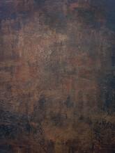 ペイントされた古い壁の背景テクスチャー