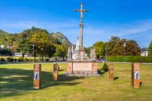Le Calvaire Des Bretons, Sanctuaires De Lourdes, France