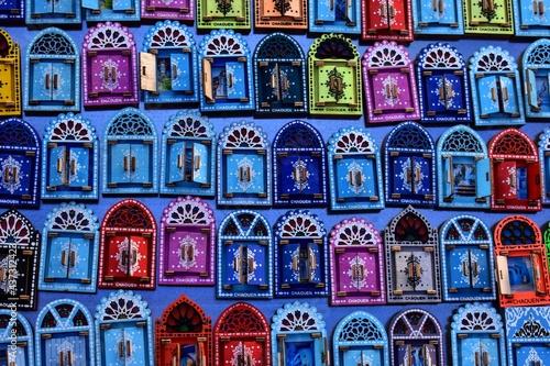 Fotografía stained glass little windows