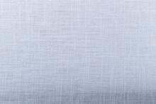 Smooth Surface Of Linen Light Lilac Fabric, Background, Texture