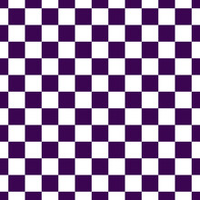 Pattern Of Squares In A Chess Style, Seamless Vector Background.