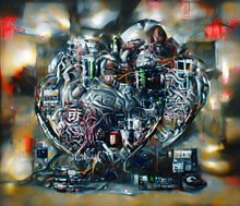 The Beating Heart Of Artificial Intelligence No. 1