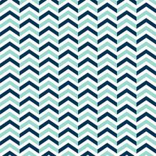 Pattern Seamless Zig Zag Baby Shower Papper Pattern