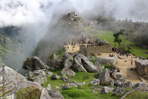Fotografia Machu Picchu