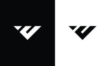 Logo Design Of W EW WE Creative Icon