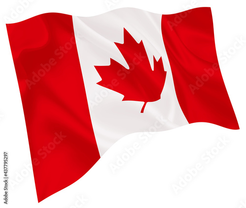 Canvastavla カナダ   国旗 世界 アイコン