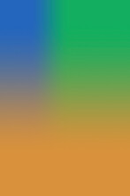 Beautiful  Background Gradient  Green, Blue, And Orange