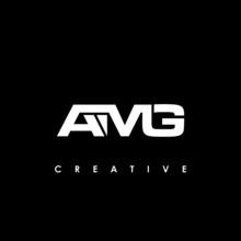 AMG Letter Initial Logo Design Template Vector Illustration