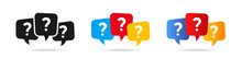 Message Box With Question Mark Icon
