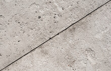 Abstract Gray Concrete Background With Diagonal Line Wallpaper
