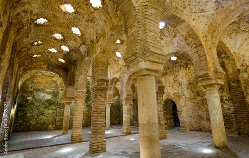 Baños Arabes de Ronda, Andalusia, Spain Fototapeta