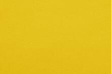 Beautiful Yellow Wool Fabric Background.