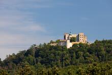 Buchlov Castle In Southern Moravia, Czech Republic