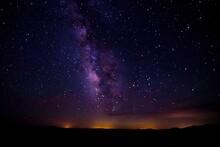 Milky Way Death Valley Dante's View