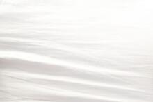 Waves On White Texture Tissue