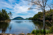 Eagle Lake In Acadia National Park