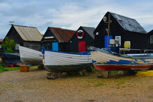 Fisherman's Huts A Pleasant Stroll Takes You To Fish And Chips Shops And Restaurants Featuring Cozy Nautical Decor Friendly Service And Always Fresh Catch Of The Day Including Cod Plaice Mackerel Sole