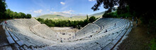 The Ancient Theatre Of Epidaurus Is Regarded As The Best Preserved Ancient Theatre In Greece In Terms Of Its Perfect Acoustics And Fine Structure. It Was Constructed In The Late 4th Century BC